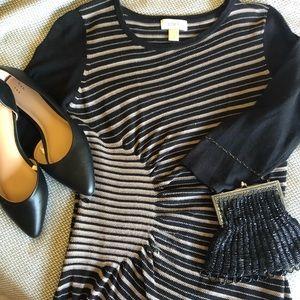 Body con midi dress